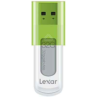 Lexar JumpDrive 32GB S50 Hi-Speed USB Flash Drive