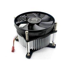 Intel Core 2 Duo Cooling Fan Cooler For Intel Celeron D Socket478 (Black)