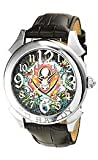 Ed Hardy Men's Revolution Fire Skull watch #RE-FS