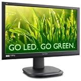 Viewsonic VG2436WM-LED 24-Inch (23.6-Inch Vis) Ergonomic LED Backlit Monito ....