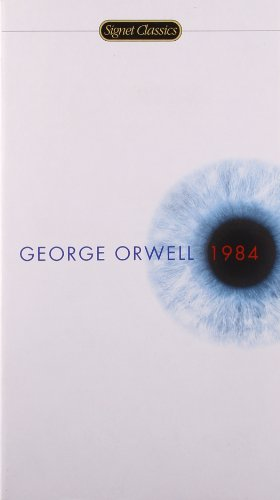 <i>1984</i> by George Orwell