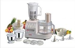 Lumix Premium 700 watt 3 Jar Food Processor for Kitchen
