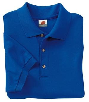 Hanes Stedman - 7-Ounce Pique Knit Sport Shirt Royal-L - Buy Hanes Stedman - 7-Ounce Pique Knit Sport Shirt Royal-L - Purchase Hanes Stedman - 7-Ounce Pique Knit Sport Shirt Royal-L (Hanes, Hanes Mens Shirts, Apparel, Departments, Men, Shirts, Mens Shirts, Casual, Casual Shirts, Mens Casual Shirts)