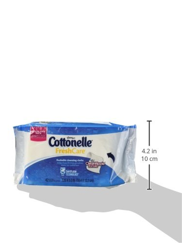 Cottonelle-Fresh-Care-Flushable-Moist-Wipes-Refills-42-count-Package-of-3