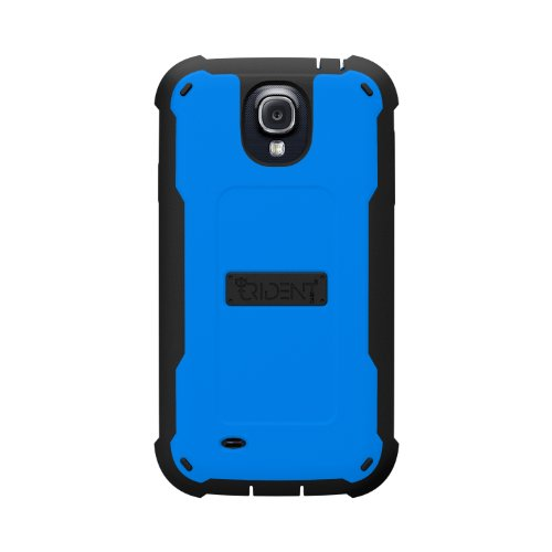 Trident Case Cy-Sam-S4-Blu Cyclops Series Protective Case For Samsung Galaxy S4/Gt-I9500 - 1 Pack - Retail Packaging - Blue