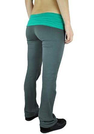 yoga pants rear