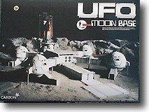 アオシマ 謎の円盤UFO プラモデル ムーンベース (謎の円盤UFO) ノースケール プラモデル