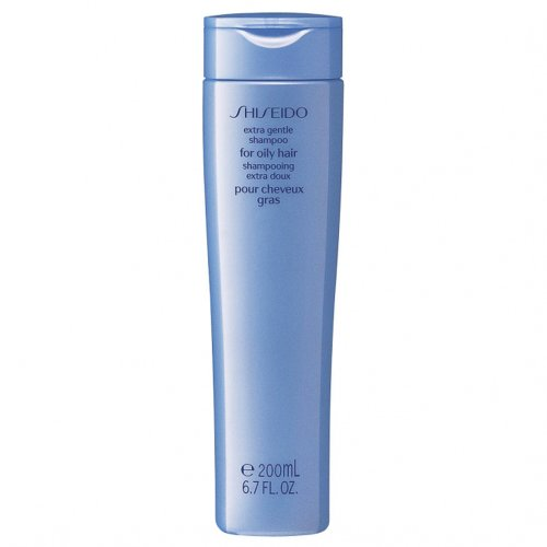 Shiseido Shampoo, Haircare Extra Gentle For Oily Hair, 200 ml