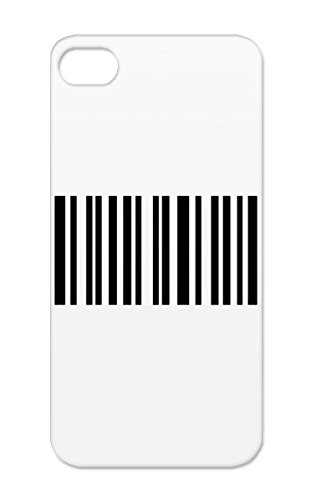 Rugged Symbol Sign Born Barcode Symbols Shapes Sell Code Bar Made Buy Product For Iphone 5/5S F1 Black Case