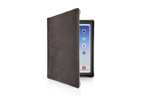 Twelve South Bookbook For Ipad Air - Hardback Leather Case And Display Stand, Vintage Brown