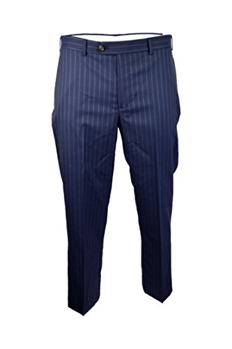 Brooks Brothers Men's Regent Fit Wool Dress Trousers Pants,Navy 37X30 (Ties For Men Brooks Brothers compare prices)