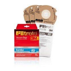 Filtrete 67726 Eureka AS Vacuum Bags (3-Pack)-- (Package Of 2) (Filtrete Eureka As Vacuum Bags compare prices)