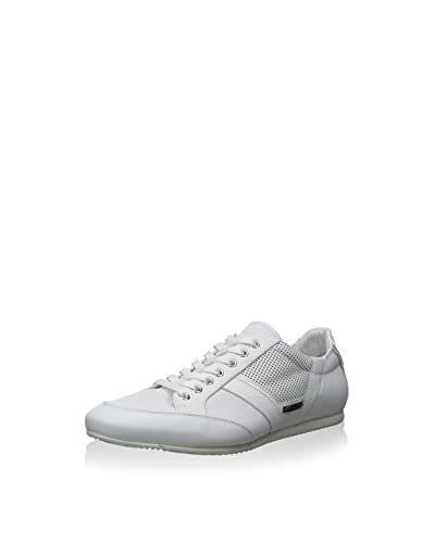 Alessandro dell'Acqua Men's Low Top Lace Up Sneaker