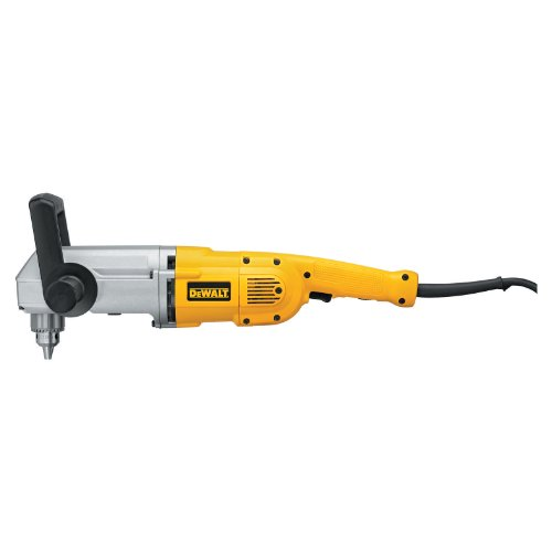 DEWALT DW124 3.2 Amp 1/2-Inch Right Angle Drill
