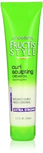 Garnier Fructis Style Curl Sculpting Gel, 5.1-Fluid Ounce