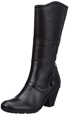 Caprice 9-9-25313-29, Damen Klassische Stiefel, Schwarz (BLACK 1), EU 40 (UK 6.5)