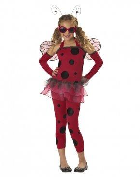 Girls Love Bug Costume
