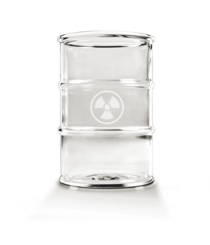 Polluted Drinking Glasses - Set of 2