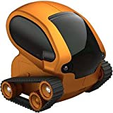TANKBOT Desk Pets Orange Micro-Robotic 3 Mode Tank-Fernbedienung Toy