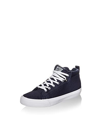 Converse Zapatillas All Star Fulton Mid Sneaker Azul / Blanco