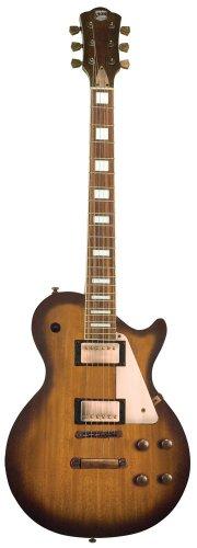 Axl Badwater Dual Pickup 1216 Electric Guitar, Matte Sunburst