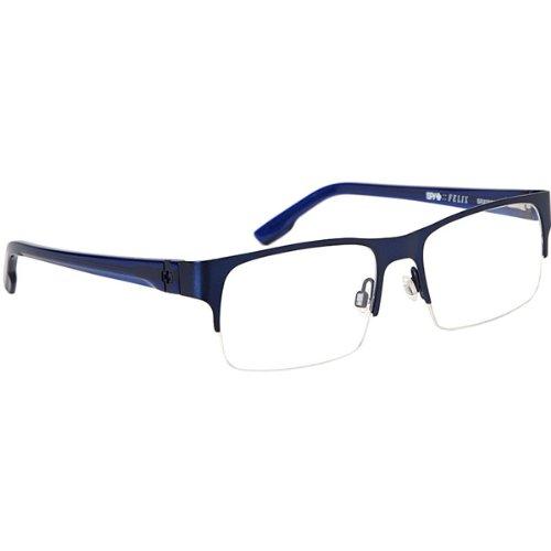 Spy Optic Felix Rx Eyeglasses - Spy Optic Adult Optical Prescription Frame - Navy / Size 52-17-140 front-917844