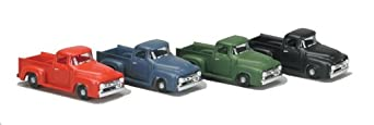 SceneMaster  HO Scale Vehicles - Pick-Up Trucks
