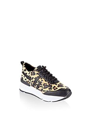 CAPRITO Zapatillas (Leopardo)
