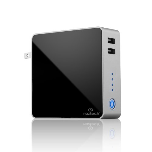 NazTech PB6400 6400mAh Power Bank