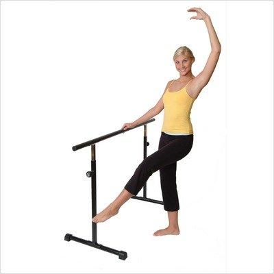 Health Mark 60-Inch Portable Ballet Stretch Barre