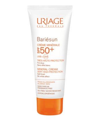 Uriage Bariesun Crema Minerale SPF30 100 ml