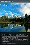img - for Scenic Driving Yellowstone and Grand Teton 2nd (second) edition Text Only book / textbook / text book