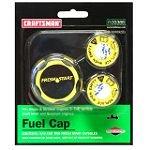 Craftsman Fresh Start Fuel Cap and 2 Capsules