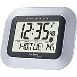 La Crosse Technoline Horloge murale dcf avec calendrier et affichage de la temperature...