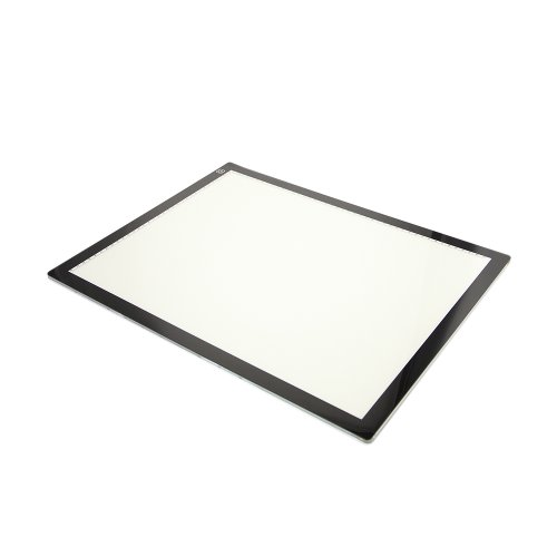 Dbpower(Us Seller) Portable Led Light Up Tracing Pad For Arts & Crafts, Tracing, Design, Photography, 5.4W, 13-By-18 Inch