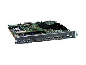 WS-SUP32-GE-3B - 1 x 10/100/1000Base-T - 8 x SFP , 1 x CompactFlash Card Slot