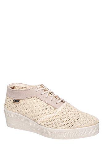 Aurelia Rejilla Sneaker Heel