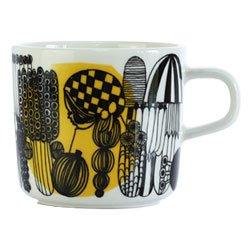 marimekko / コーヒーカップ  SIIRTOLAPUUTARHA(シイルトラプータルハ)