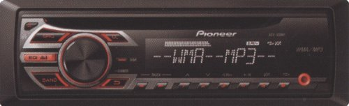 Pioneer DEH2500UI CD Receiver Picture
