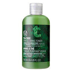 X3 The Body Shop Hemp Facial Toner 8.4Oz / 250Ml (Full Size) Lot Of 3 - 100% Vegetarian Guaranteed Fresh