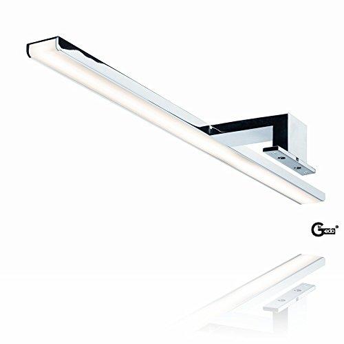 Badleuchte Wandspiegel : Gedotec? led spiegelleuchte anbauleuchte badleuchte