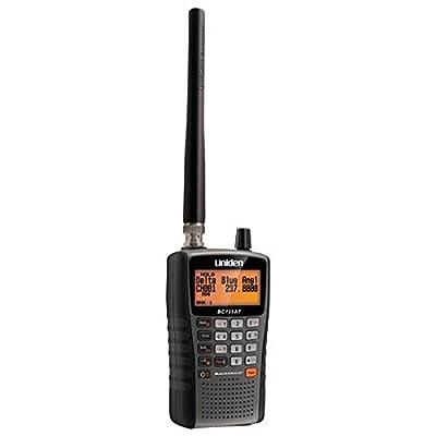 Uniden Bearcat 500 Channel Alpha Numeric Hand Held Radio Scanner