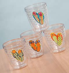 Tervis 12oz. Set Of Four Flip Flop