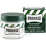 Proraso Pre Shaving Cream With Eucalyptus Oil & Menthol (3.6 oz.)