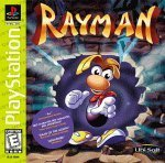 Rayman for PlayStation