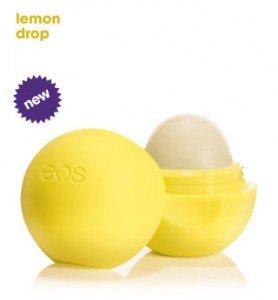 Eos Lip Balm, Lemon Drop, 0.25 Oz