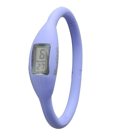 WooLoot Wave Ion Sport Watch Large (19cm) Light Violet