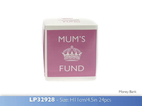 Mum's Fund Money Bank