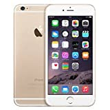 【国内版SIMフリー】 iPhone 6 128GB ゴールド 白ロム Apple 4.7インチ