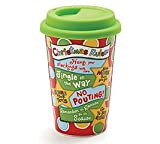 Christmas Messages Travel Mug- Ceramic To Go Cup